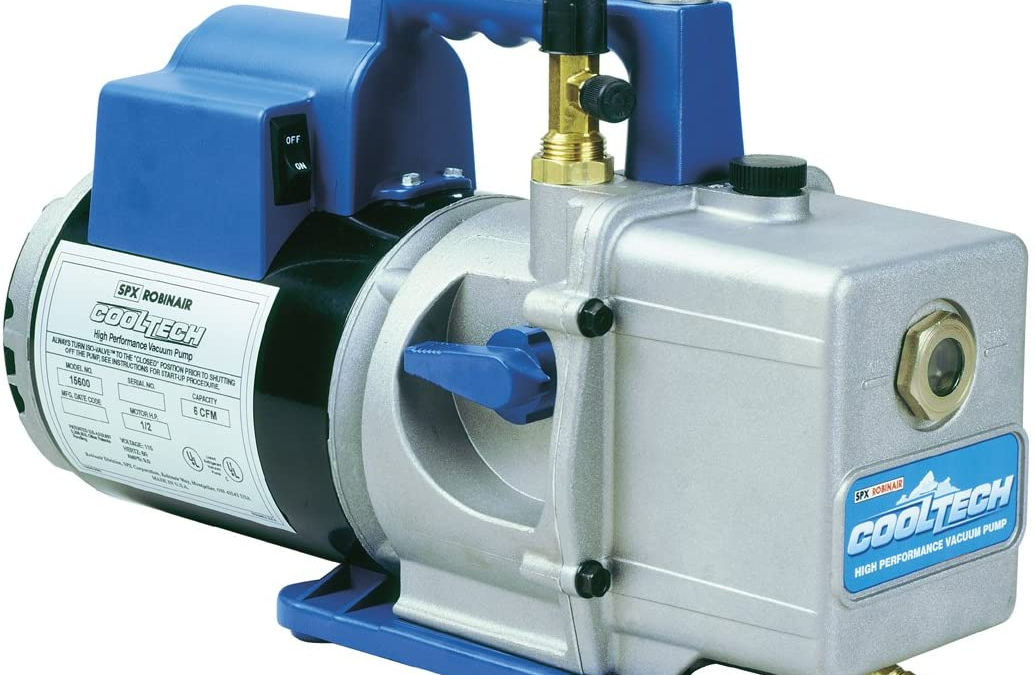 The Basic Guide to a Vacuum Pump